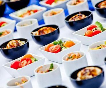 Bowl Food Event Catering London