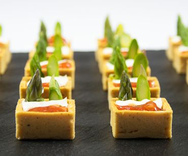 Cold Canapé Event Catering London