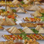 business lunches caterers london