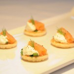 office canapes business catering