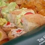 regular food delivery sandwich