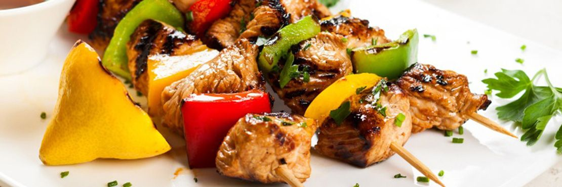 BBQ Buffet London Caterer Chicken Skewer