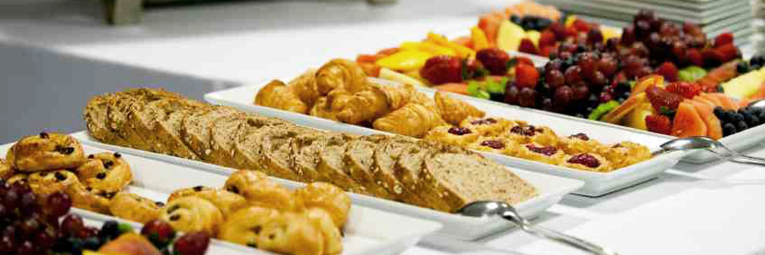 Breakfast Office Catering London Buffet