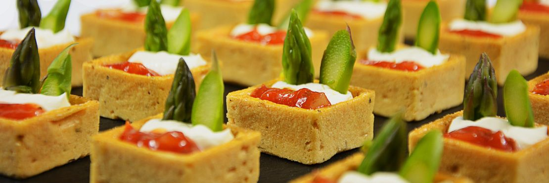 Canape Catering London Cold Asparagus