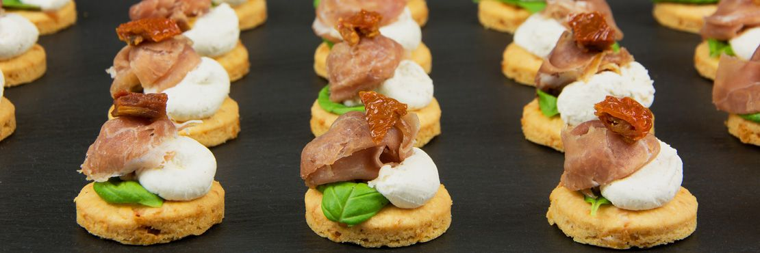 Canape Catering London-Cold Parma-Ham