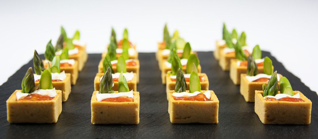 catering london canape - Garden Catering