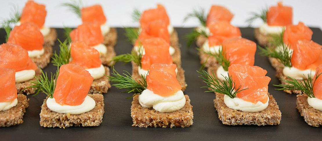 Caterer London Canape