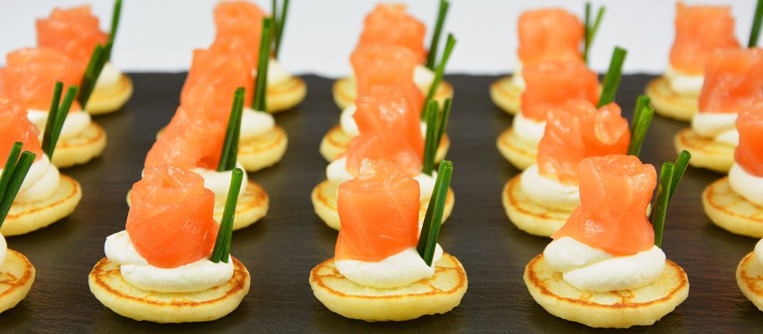 catering london finger food - Garden Catering