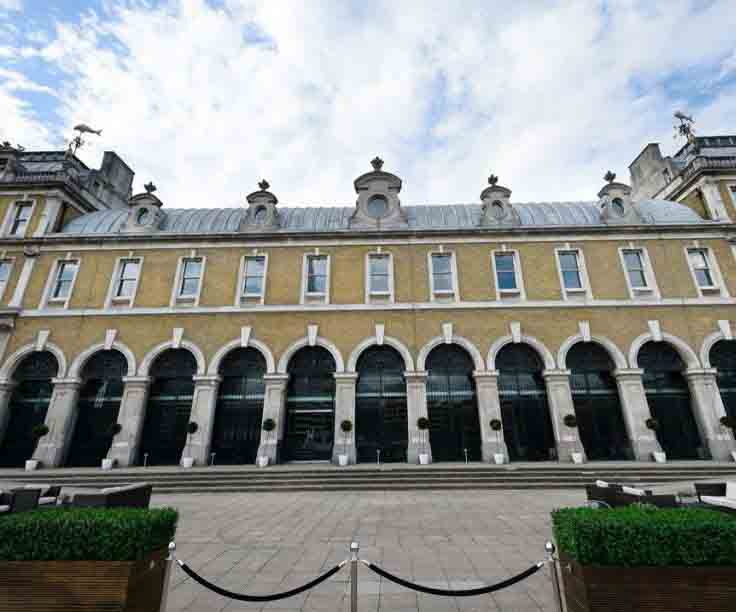Catering Venue Billingsgate Gate