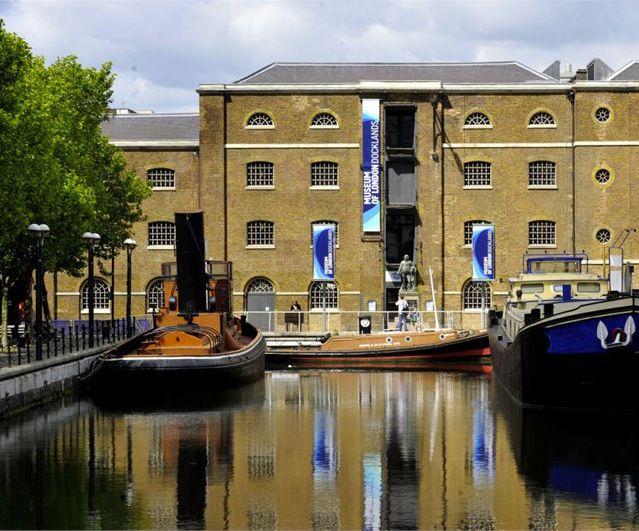 Catering Venue Docklands Museum