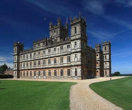 Catering Venue Highclere Castle