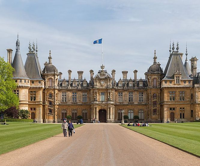 Catering Venue Waddesdon Manor