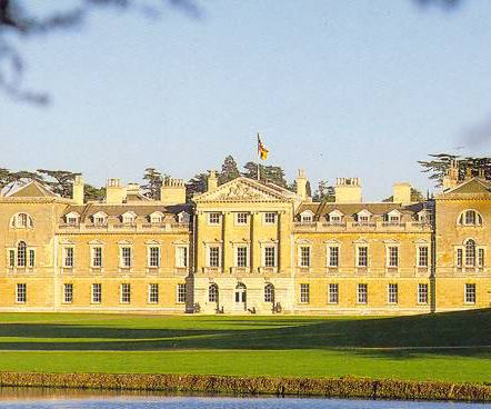 Catering Venue Woburn Abbey