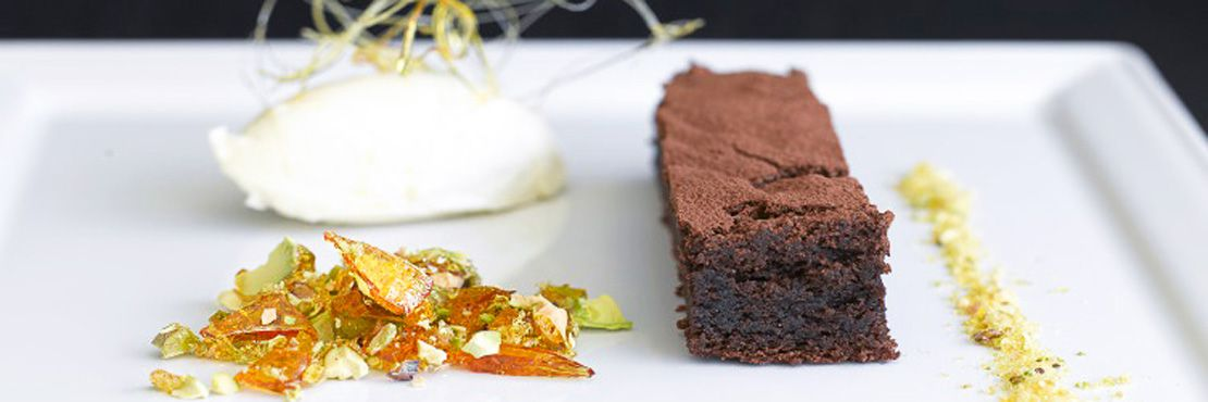 Dessert Catering London Brownie