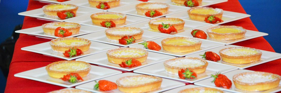 Dessert Catering London Lemon Tart