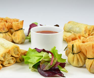 Finger Food Office Catering London