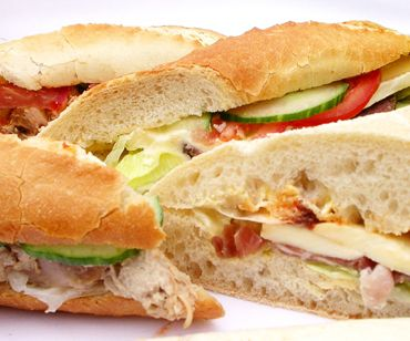 Sandwiches Office Catering London
