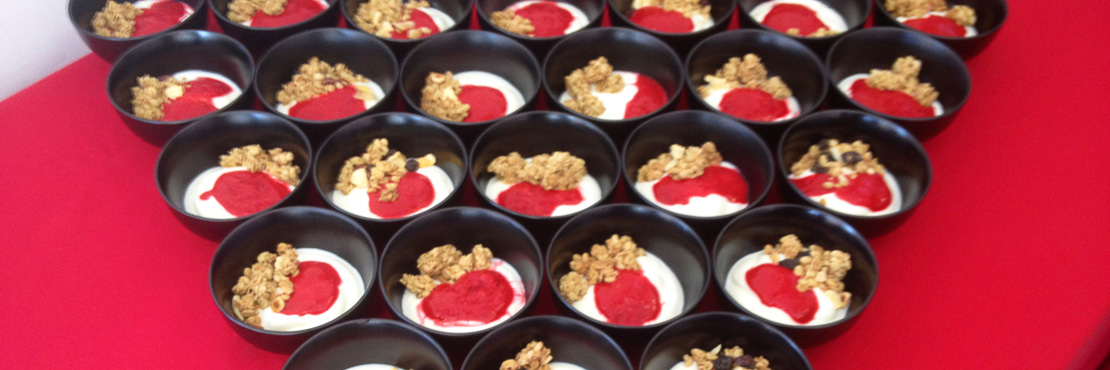 Breakfast Office Catering London Granola
