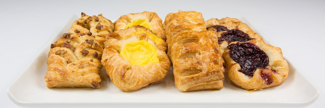 Breakfast Office Catering London-Mini Danish