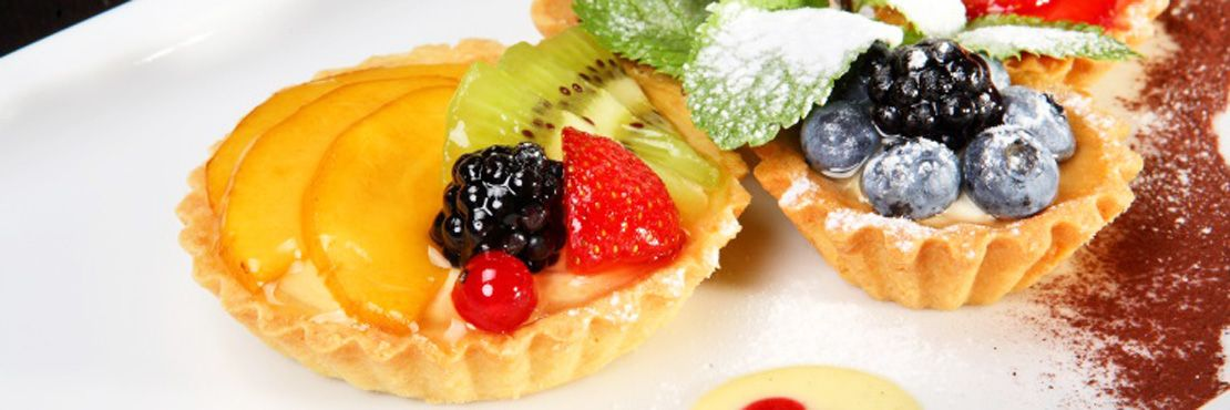 Dessert Catering London Fruit Tart