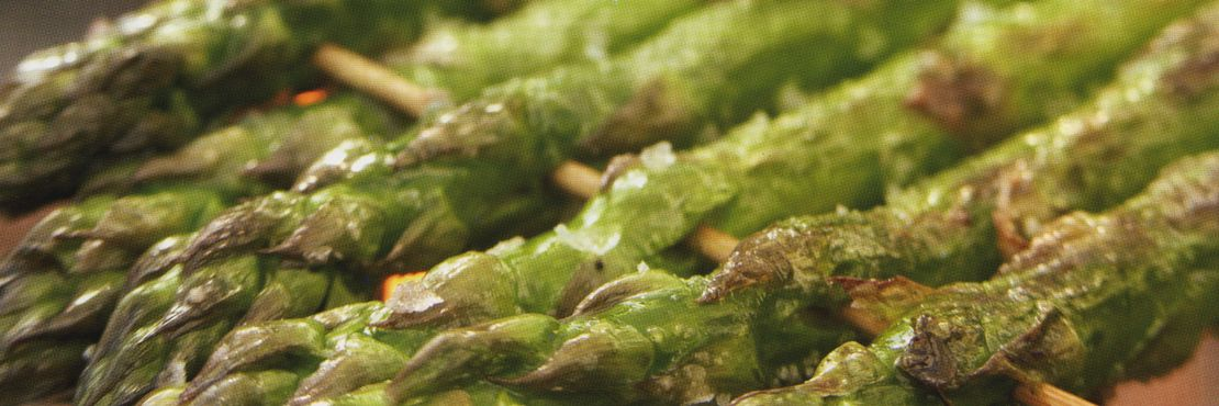 Outside Catering London Caterer Asparagus